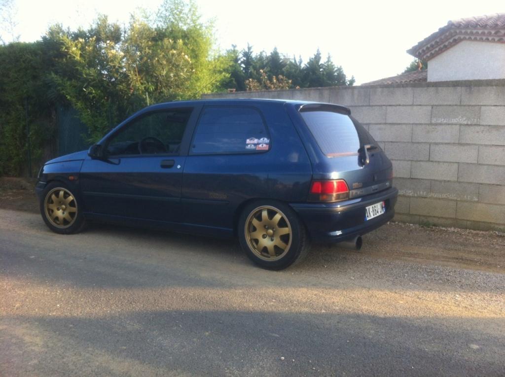 les autos que vous auriez aimé garder Clio_510