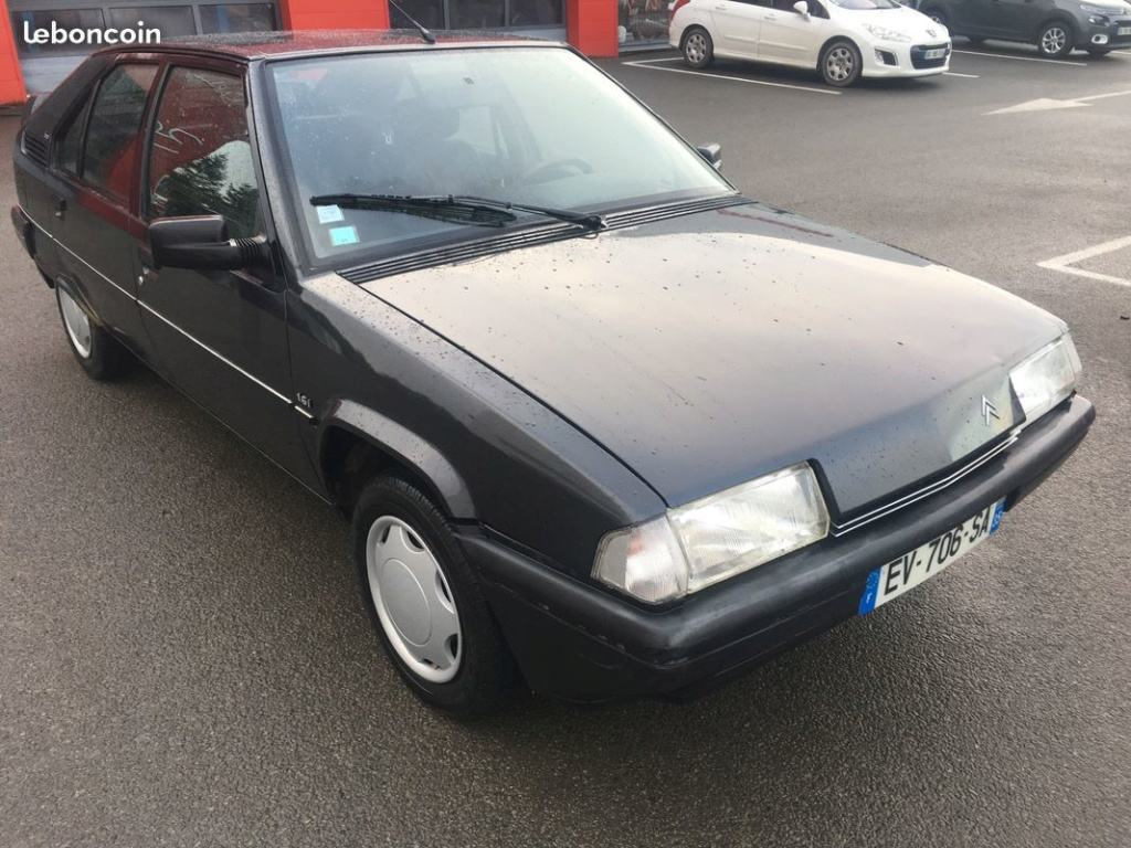 BX Turbo  mais  ... atmo 0eb73a11