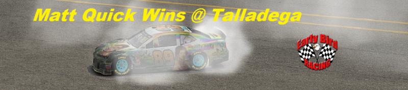 Talladega Winner 60011