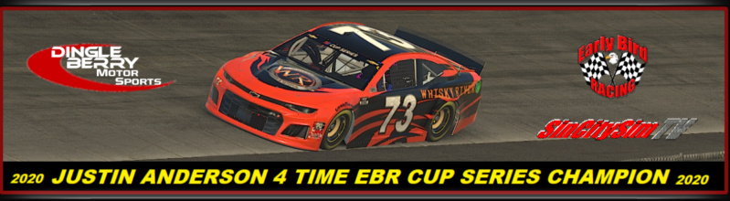 2020 Cup series champion Anders11