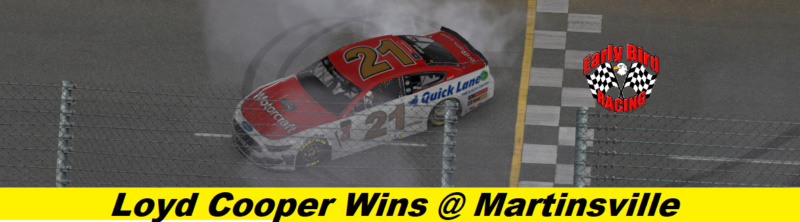 Martinsville Winner Snaps225