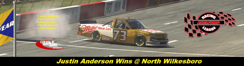 North Wilkesboro Winner Snaps233