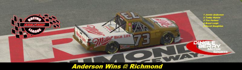 Richmond Winner Snaps236