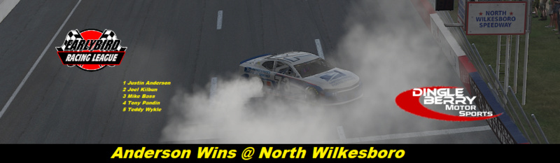 North Wilkesboro Winner Snaps278