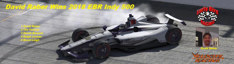 2018 EBR Indy 500 Champion Snapsh17