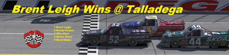 Talladega Winner Snapsh28