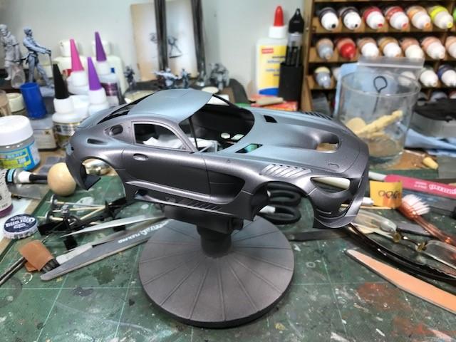 AMG GT3 Tamiya 311