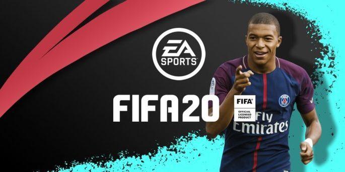 Liga Fifa 20 PS4