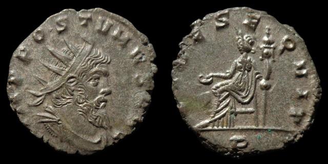 Nouvelles acquisitions (IIIème siècle) - Page 2 Aureol12