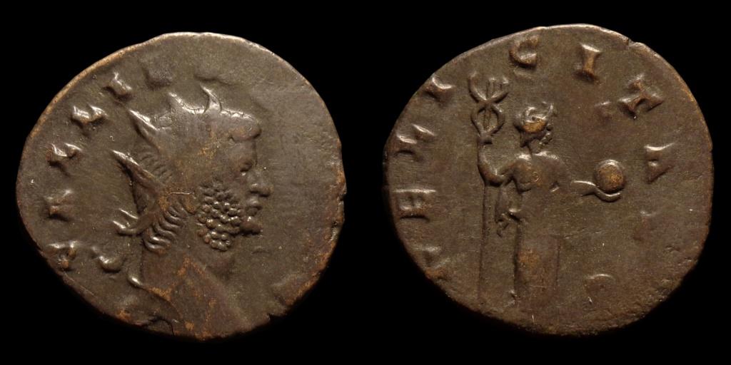 Nouvelles acquisitions (IIIème siècle) - Page 2 Felici10