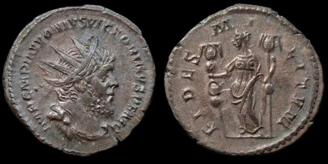 Nouvelles acquisitions (IIIème siècle) - Page 2 Fides_10