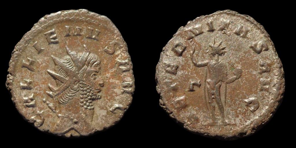 Nouvelles acquisitions (IIIème siècle) Gallie11