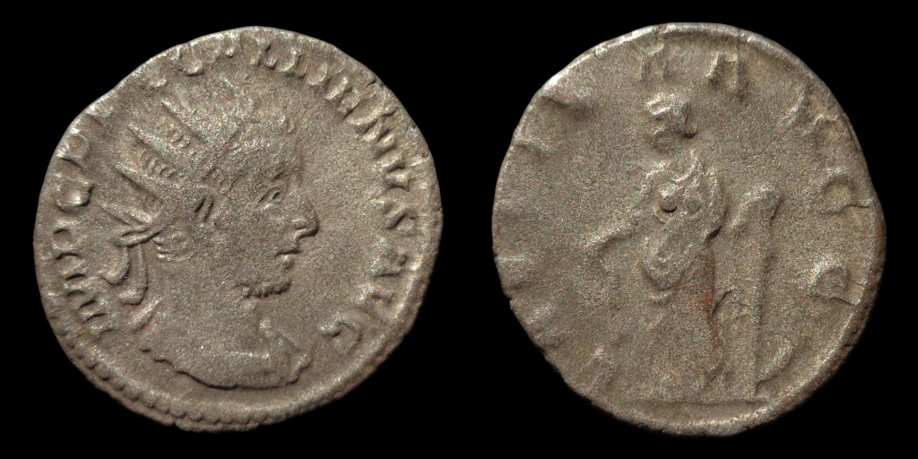 Nouvelles acquisitions (IIIème siècle) Gallie12