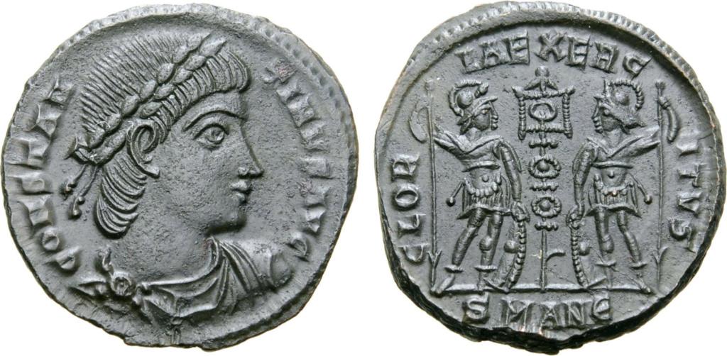 Influence sassanide sur la monnaie romaine ? Image010