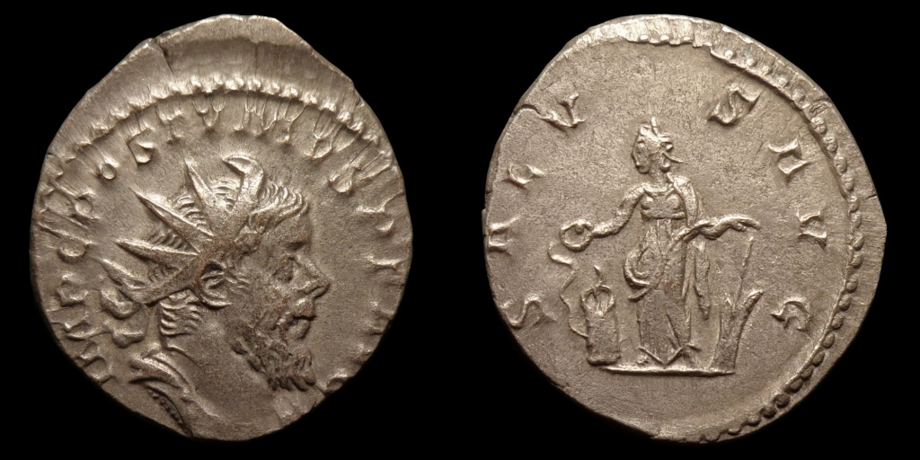 Nouvelles acquisitions (IIIème siècle) Salvs10
