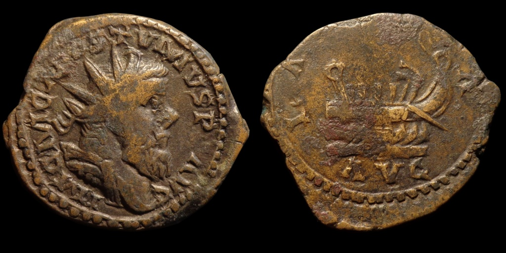 Nouvelles acquisitions (IIIème siècle) Sest10
