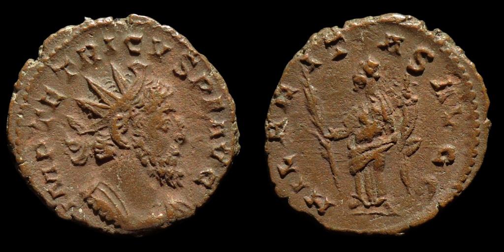 Nouvelles acquisitions (IIIème siècle) Tetric10