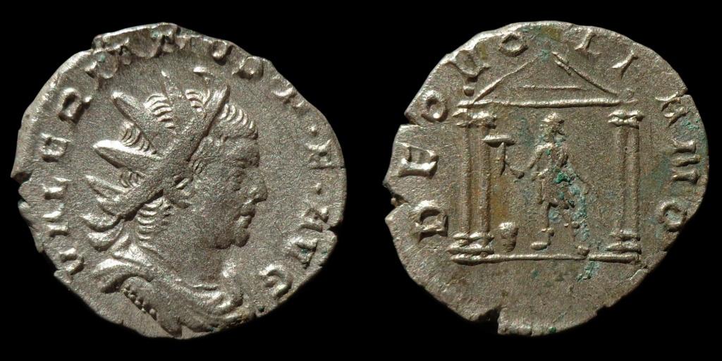 Nouvelles acquisitions (IIIème siècle) Valeri10