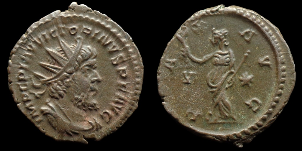 Nouvelles acquisitions (IIIème siècle) Victor10
