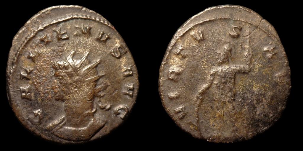 Nouvelles acquisitions (IIIème siècle) Virtus10