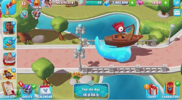 [Application] Disney Magic Kingdoms: Crée ton propre Disneyland!!! - Page 25 20190423