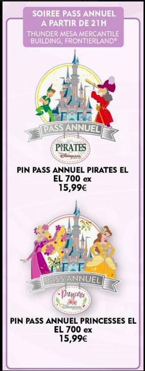 [Soirée Pass Annuels] Pirates & Princesses (22 mars 2019) - Page 5 Captur20