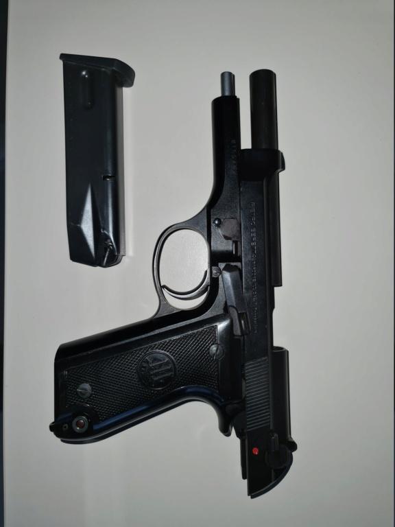 Le Beretta 92S de surplus des Carabinieri  20211010