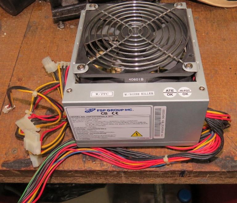 Du 12v dans la cagouille avec une alimentation de PC Img_2117