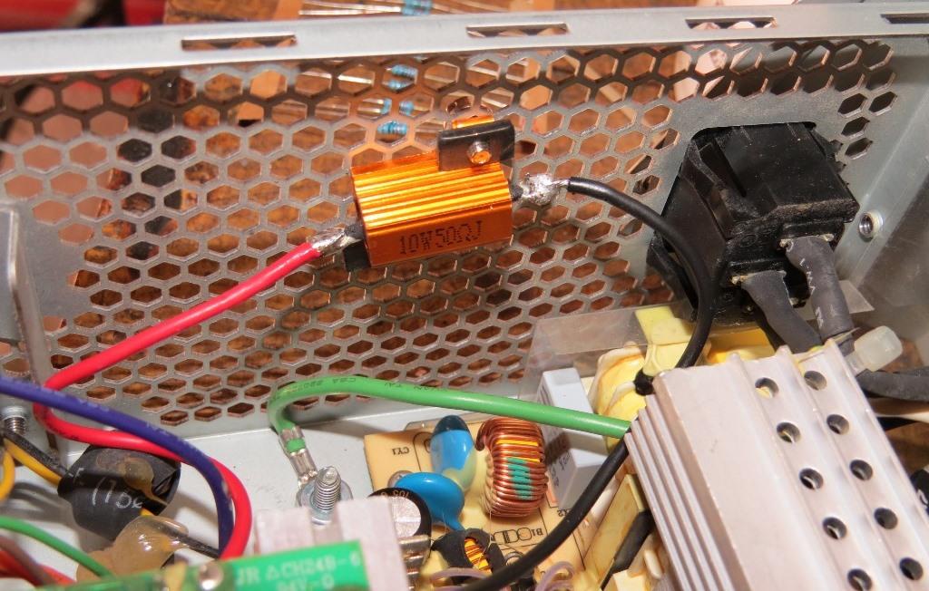 Du 12v dans la cagouille avec une alimentation de PC Img_2120