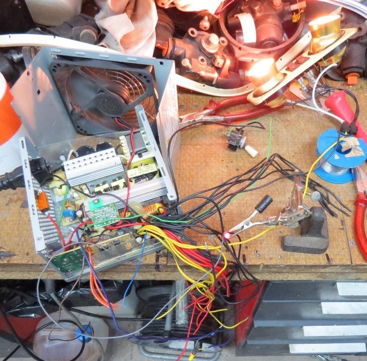 Du 12v dans la cagouille avec une alimentation de PC Img_2121