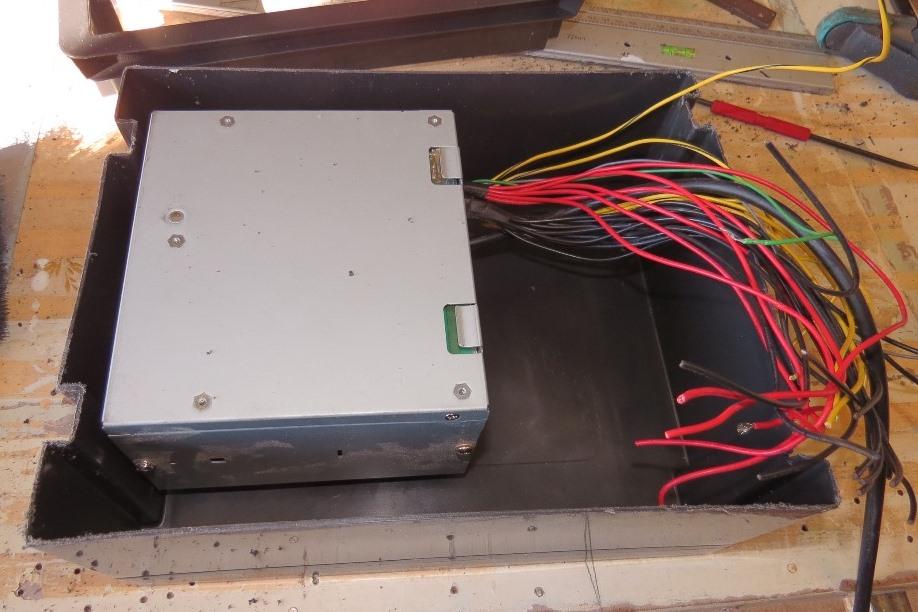 Du 12v dans la cagouille avec une alimentation de PC Img_5212