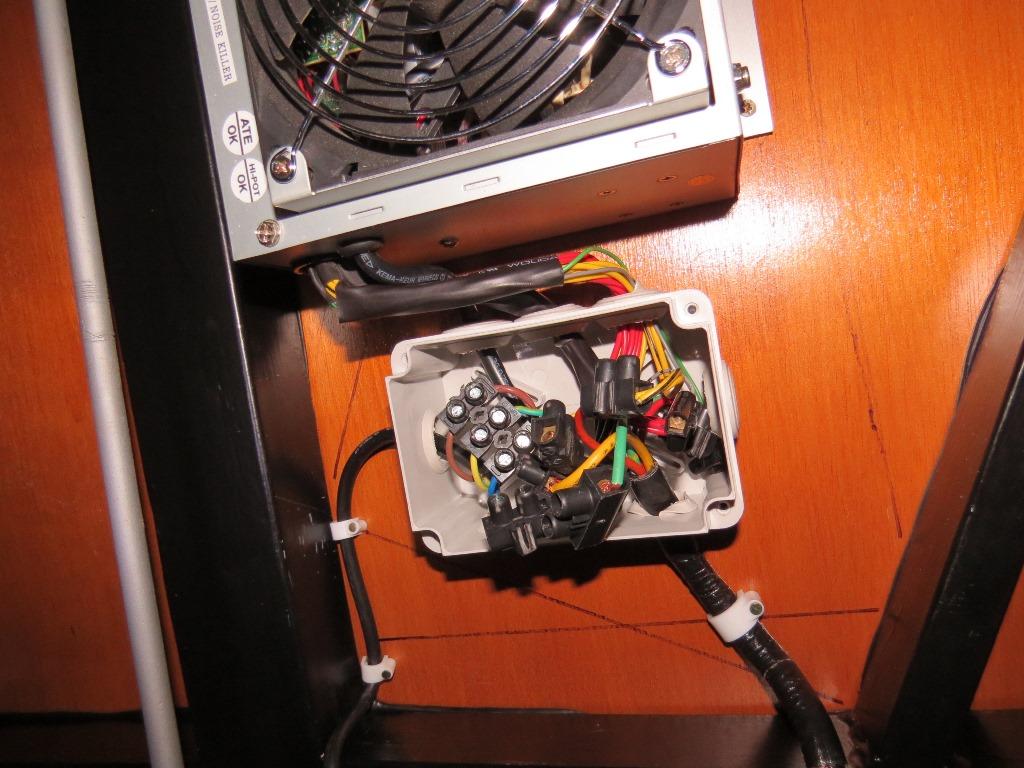 Du 12v dans la cagouille avec une alimentation de PC Img_7529