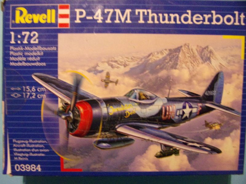 Republic P-47M Thunderbolt [REVELL - 1/72éme] 104_2821