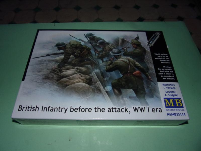 Infanterie britannique avant l'attaque 104_2923