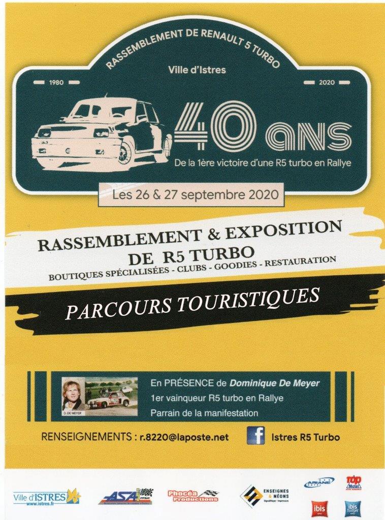 40éme anniversaire de la 1er victoire d'une R5T en rallye 40ans_13