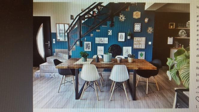 Idee couleur murs séjour 35204811