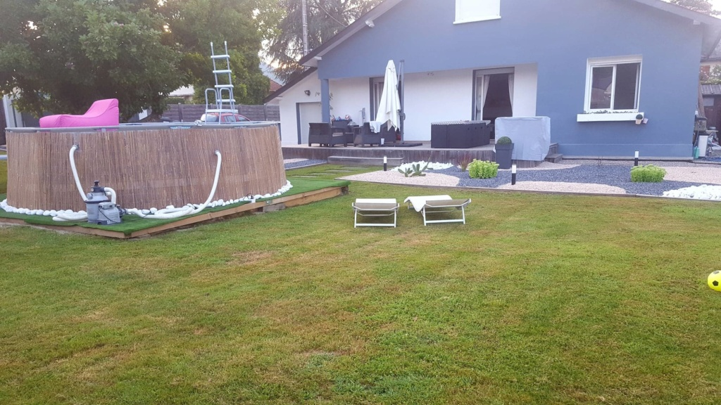 décorer mur de sa terrasse 40359011