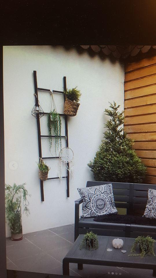 décorer mur de sa terrasse 43447410