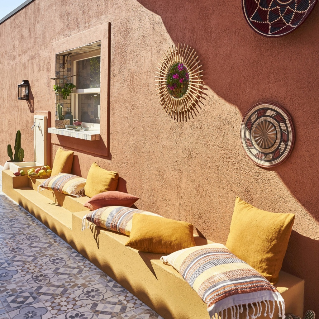 décorer mur de sa terrasse Mur-te10
