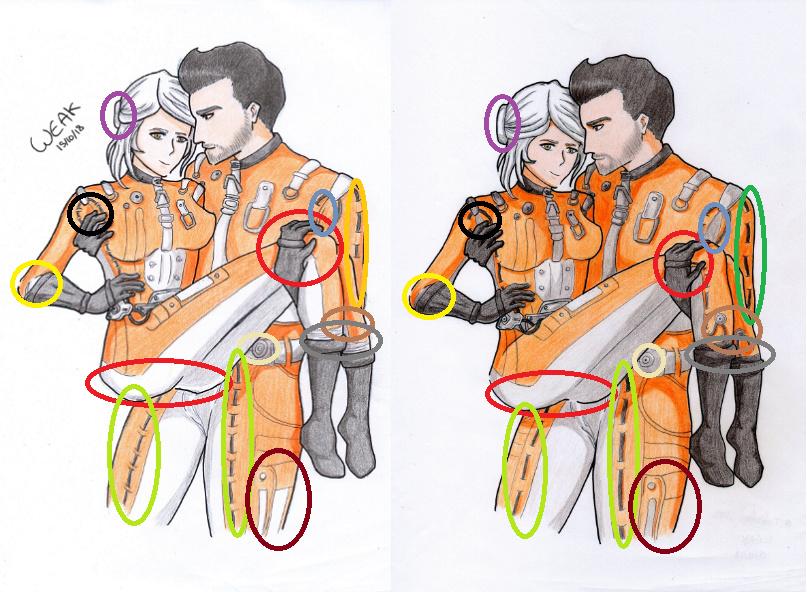 Quelques dessins en passant - Page 4 Diffzo10