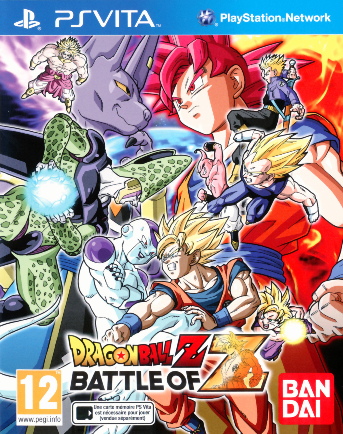 [MANGA/ANIME] Dragon Ball Z Jaquet19