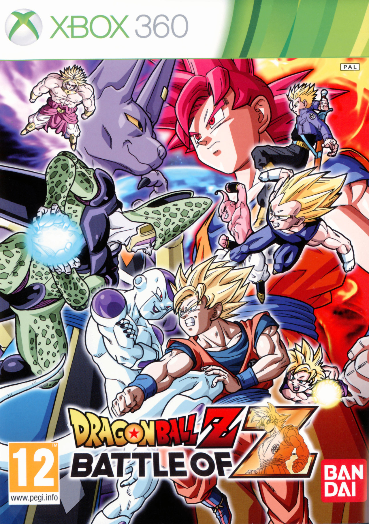 [MANGA/ANIME] Dragon Ball Z Jaquet20
