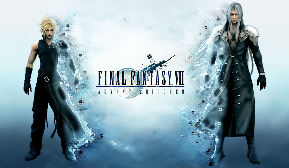 [FILM] Final Fantasy : Advent Children Square10