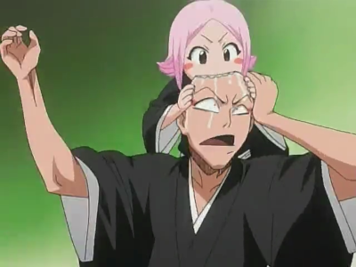 [BLEACH] Zaraki Kenpachi Yachir10