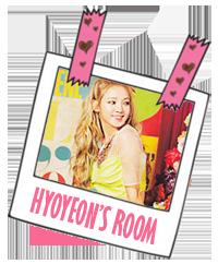 Hyoyeon's Room