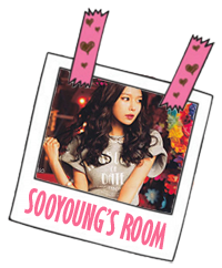 Sooyoung's Room
