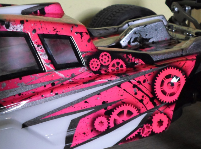 E-Revo's 1/16 Brushless 3S (380/540) - Page 22 Captur14