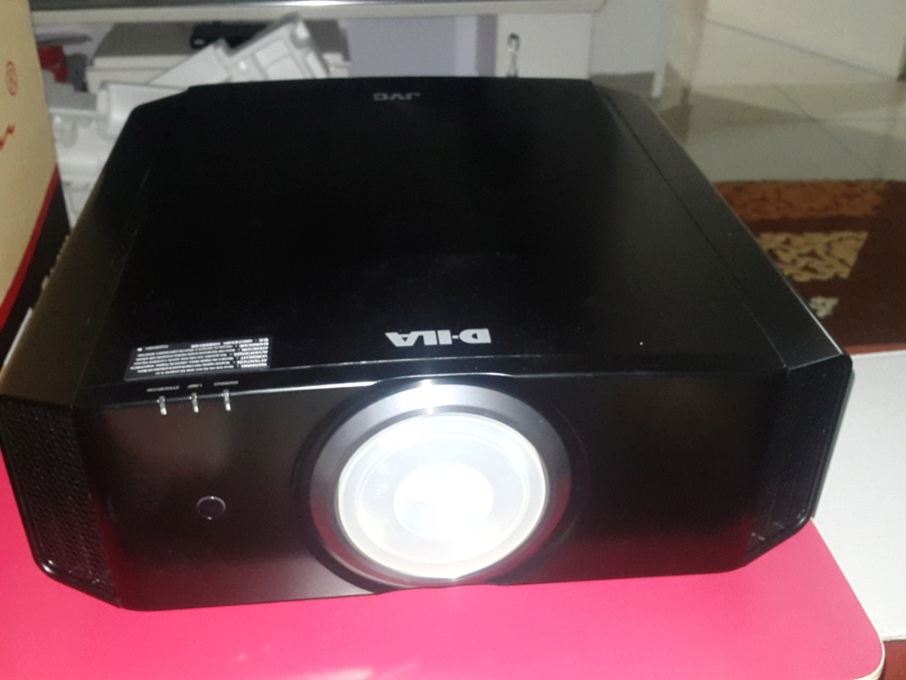 JVC DLA-X35 (High End Home Cinema Projector)-Still in New Condition 20181118