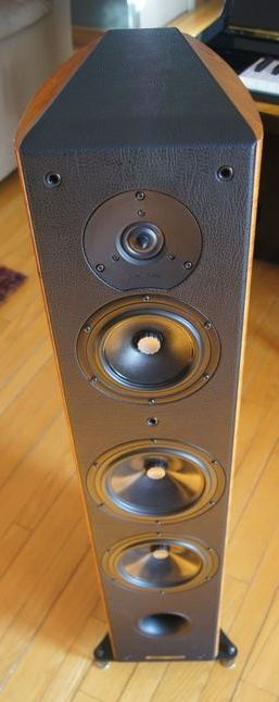 Sonus Faber Grand Piano Domus High End Speakers (Used Complete Set) 88911510