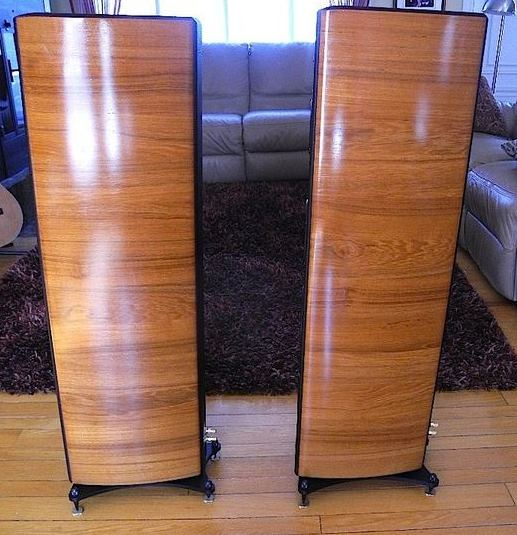 Sonus Faber Grand Piano Domus High End Speakers (Used Complete Set) 91701710